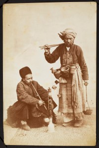 Sevruguin, Antoin,; b&w ; 13.1 cm. x 20.1 cm.; Stephen Arpee Collection of Sevruguin Photographs. Freer Gallery of Art and Arthur M. Sackler Gallery Archives. Smithsonian Institution, Washington D.C., 2011.