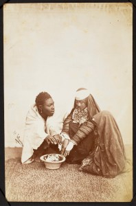Sevruguin, Antoin,; b&w ; 13.1 cm. x 20.3 cm.; Stephen Arpee Collection of Sevruguin Photographs. Freer Gallery of Art and Arthur M. Sackler Gallery Archives. Smithsonian Institution, Washington D.C., 2011.