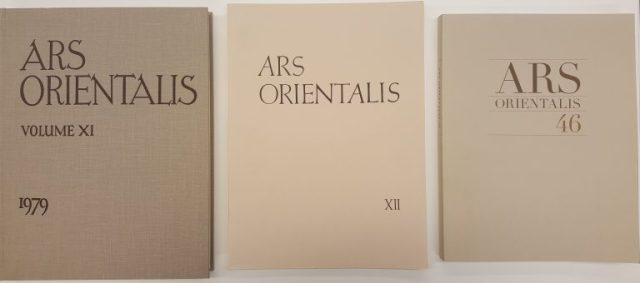 Ars Orientalis through the ages a03f553b23a82