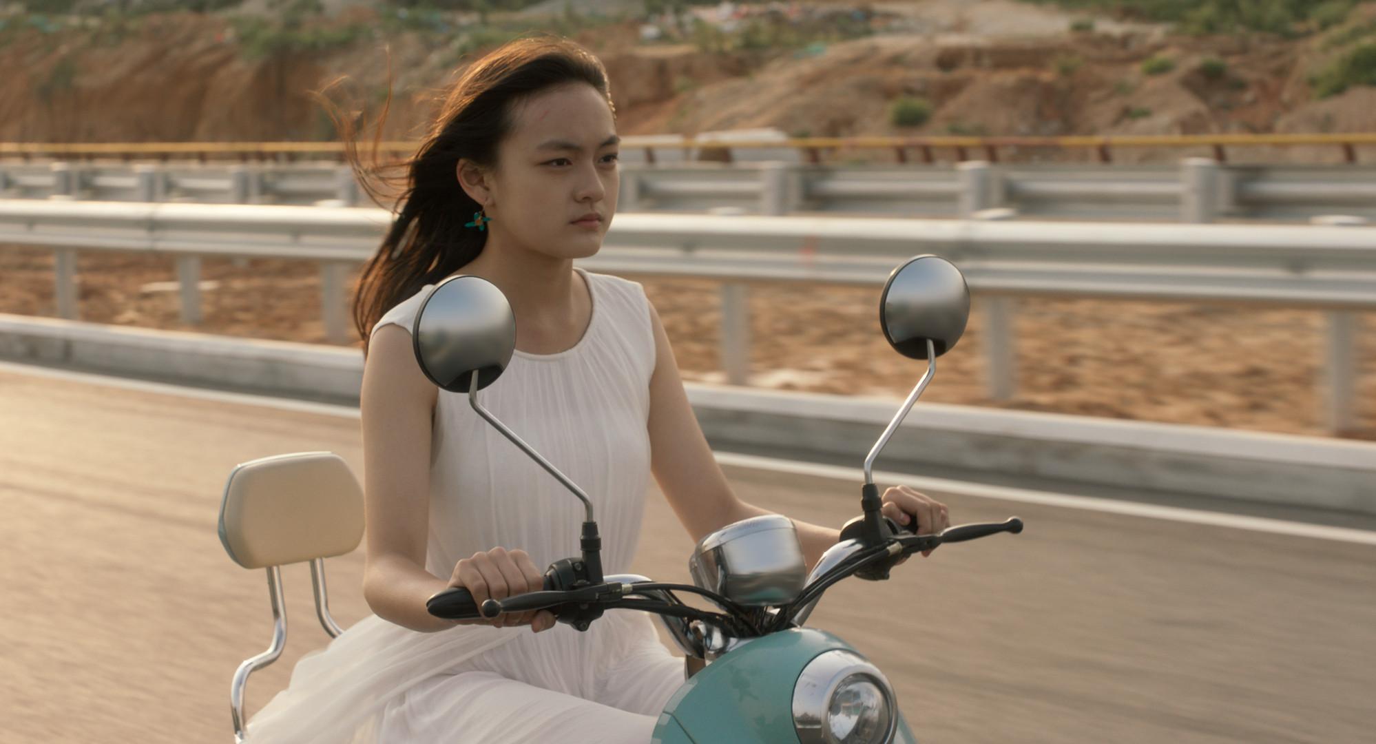 """Film still, """"Angels Wear White"""""""