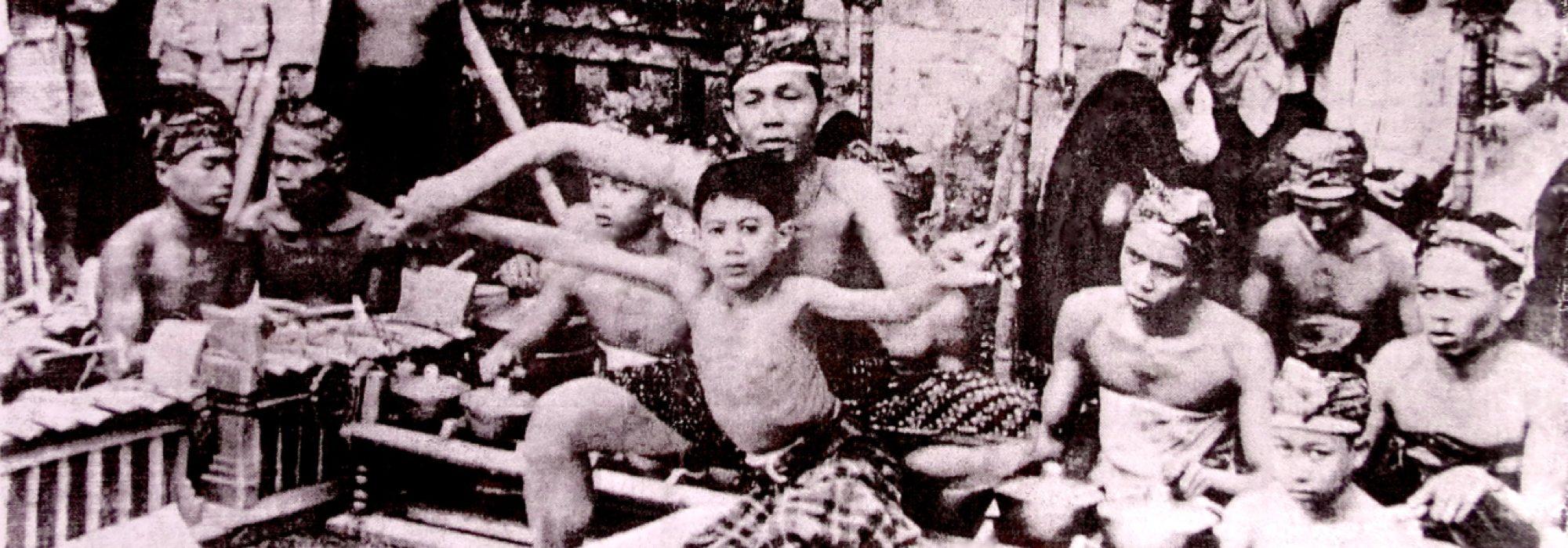 Kebyar style gamelan orchestra