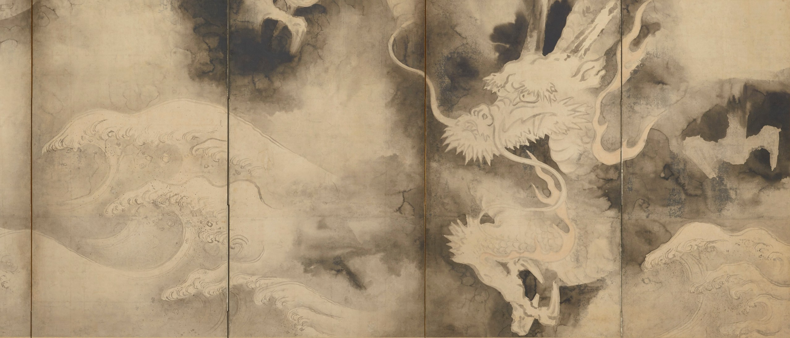 Dragons and Clouds