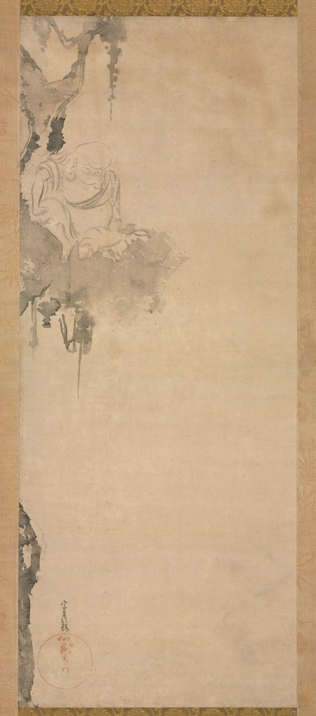 The Zen Priest Chōka