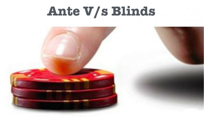 Ante and Blinds bet