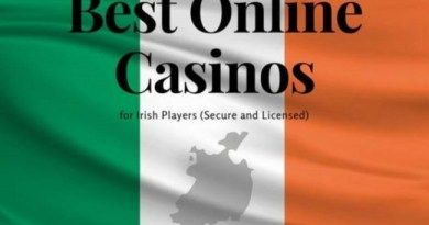 Best Online Casino Sites Ireland (2021)