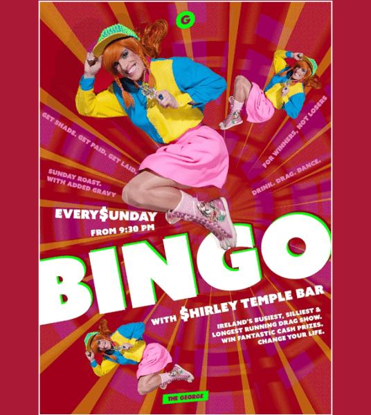 Bingo in Dublin