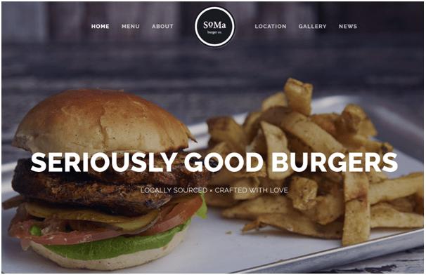 Soma Burger