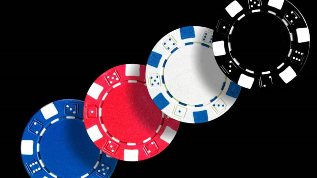 Common Poker Chip Values and Colours