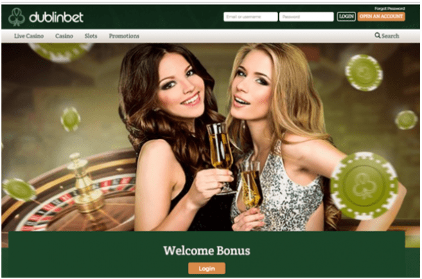 DublinBet- Bonuses and promotions