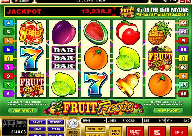 Spiele Fruit Fiesta - Video Slots Online