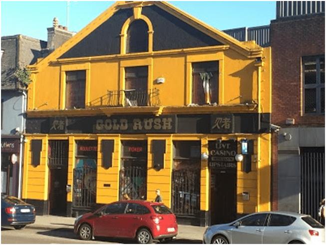 Gold Rush Casino Cork Ireland