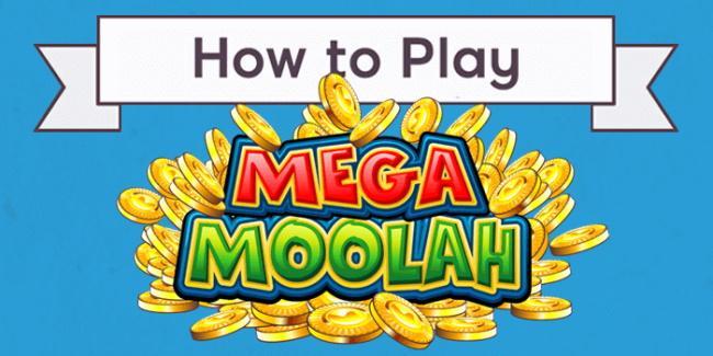 How do you play Mega Moolah