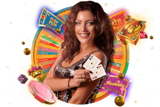 How to deposit and play casino games online