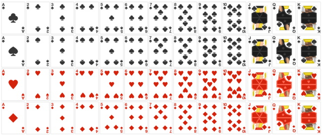 How to play a poker game The players, the card ranks and deck