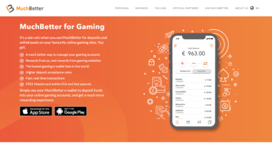 How to use Much Better payment option at Irish online casinos?