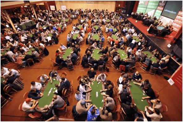 Ireland Casino-Poker
