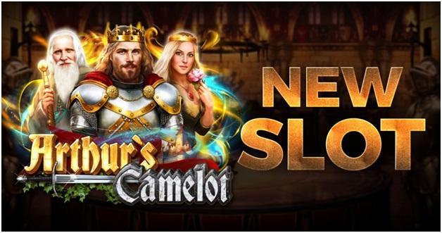 New slot machine Arthur's Camelot