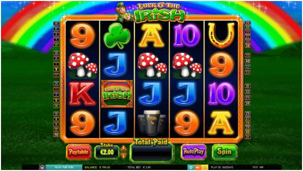 Luck O The Irish slot
