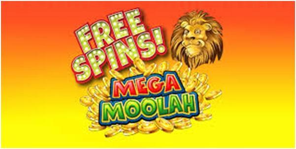 Mega moolah Free spins.j