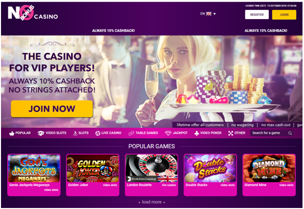 No Bonus Casino Ireland