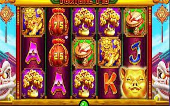 Piggy Fortunes Slot Design
