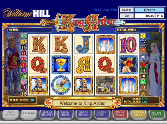 Play on royal reels for royal wins