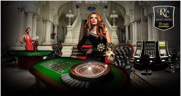 Rich casino rewards