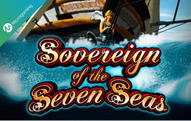 Sovereign of the Seven Seas Slot Game