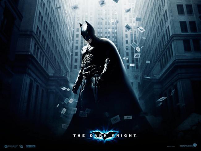 The Dark Knight Slots Game