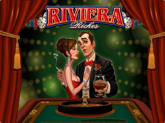 There is also the Riviera Riches icon, 5 of which will multiply line bets by 1,500.