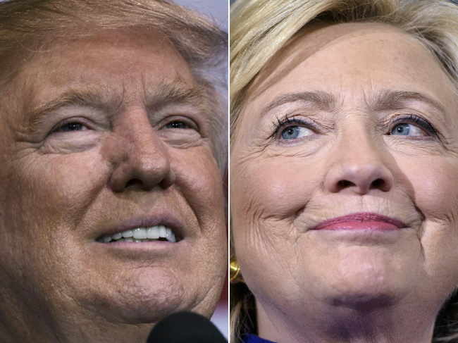 Trump scandals increase odds for Clinton