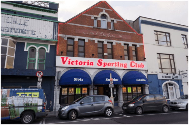 Victoria sporting club Ireland