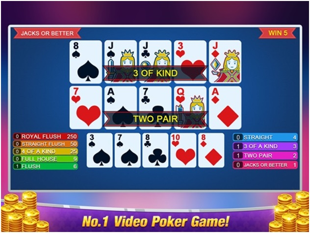 What is online video poker