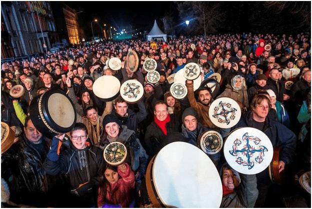 celtic drum festival