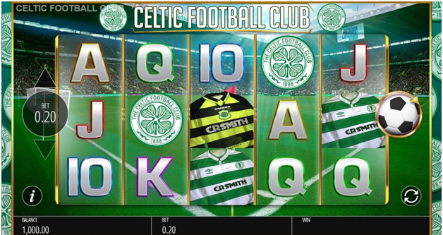 Wonderful Celtic slots to enjoy at online casinos Ireland