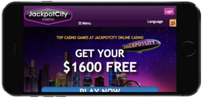 jackpot city payout