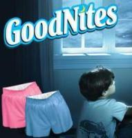 Free Samples of Goodnites Sleep Shorts or Boxers