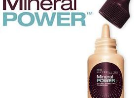 Free Samples of Maybelline Mineral Power Liquid Foundation