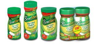 Free Samples of Benefiber