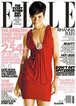 Free Subscription to Elle Magazine