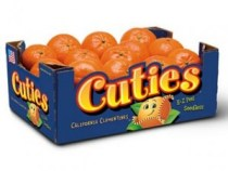 cuties-clementines