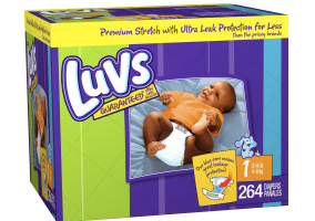 Luvs Jumbo Packs for $3.39 from Diapers.com