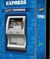 Free Blockbuster Express Rental