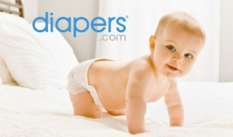 $20 for $40 of Diapers at Diapers.com