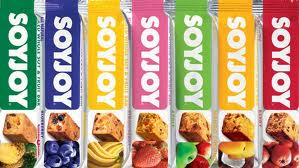 Free Samples of Soyjoy Soy & Fruit Bars