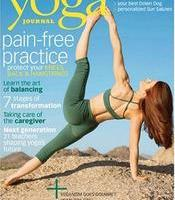Subscribe to Yoga Journal Magazine for $4.99 – New Or Renewal