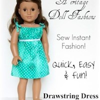 Free American Girl Doll Dress Patterns