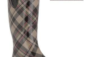 Women's Cappelli Rain Boots for $19.99