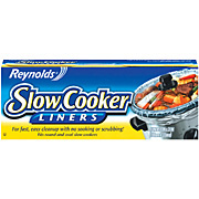 Reynolds Slow Cooker Liners Coupon