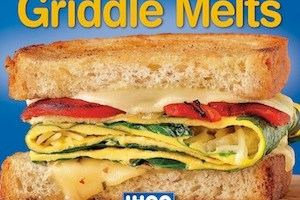 New IHOP Griddle Melts + $25 Gift Card Giveaway